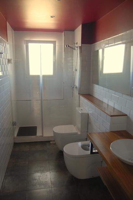Azulejo Para Baño Blanco: de dormitorio principal De la paleta de colores Valentine, en
