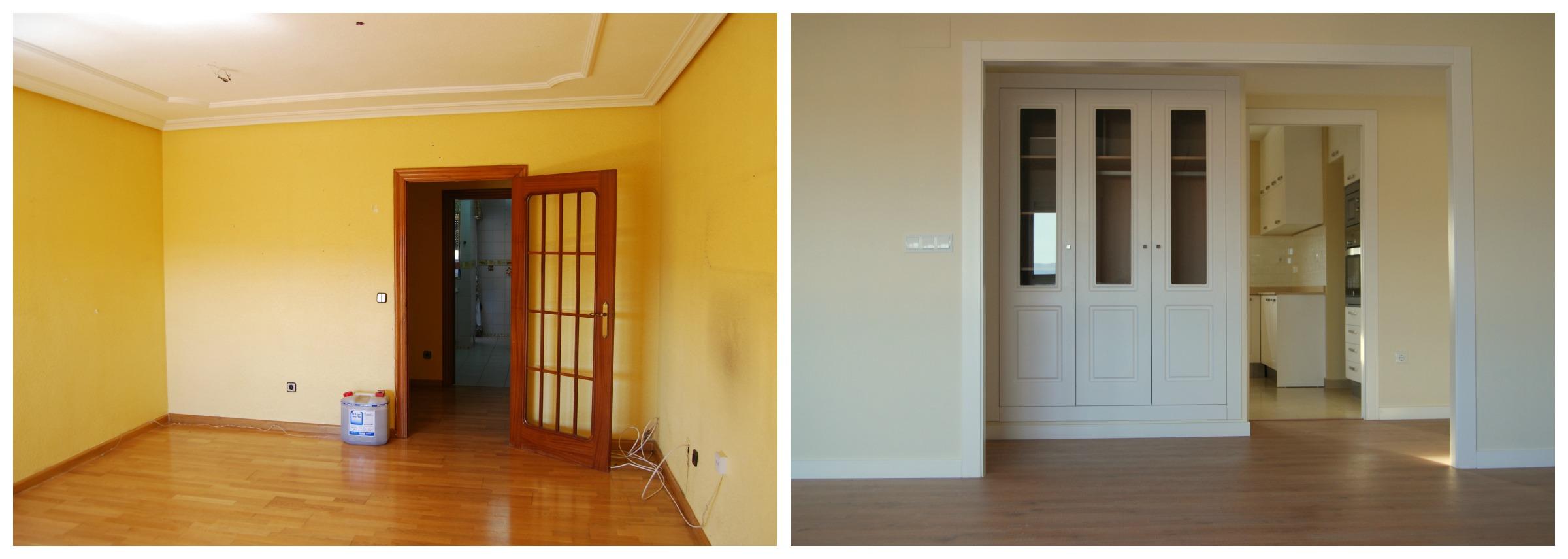 Puerta corredera salon good puertas correderas de diseo y - Puertas correderas de salon ...